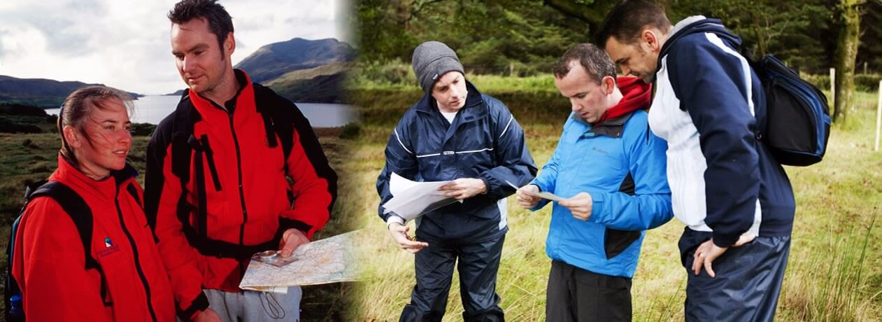 Mountain Navigation Course Wicklow