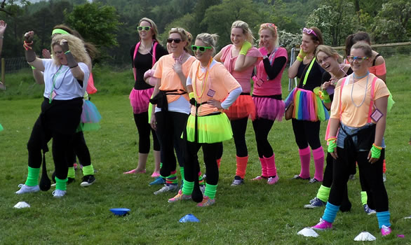 Hen Party Outdoor Activities Wicklow
